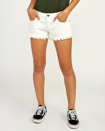 0 Hello Mellow Short White N3WKRFRVP9 RVCA