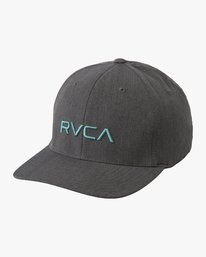 RVCA Flex Fit - Baseball Hat for Men  N5CPRVRVP9
