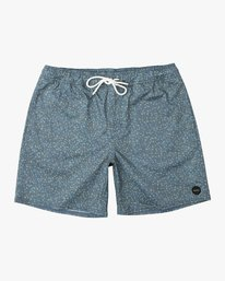 "Eclectic Elastic Short - 17"" Boardshorts for Men  P1VORCRVS9"