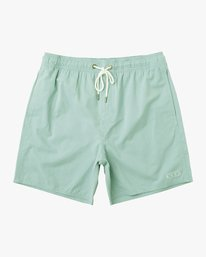 "Tom Gerrard Elastic Trunk - 17"" Boardshorts for Men  P1VORFRVS9"