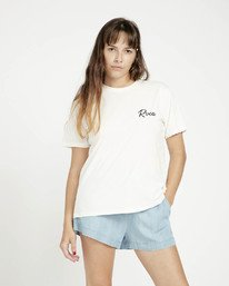 Tropicale - Short Sleeves T-Shirt for Women  P3SSRERVS9