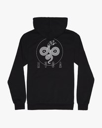 Serpent Curved  - Hoodie  Q1HORORVF9