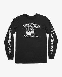 Alleged - Long Sleeve T-Shirt for Men  Q1LSTARVF9