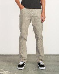 Daggers Pigment Corduroy II  - Denim Trousers  Q1PNRHRVF9