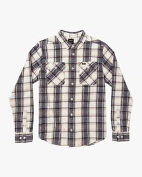 That'll Work Flannel  - Long Sleeve Shirt  Q1SHRERVF9