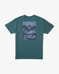 0 Roberto Rodriguez Redondo Vampire Bat  - Short Sleeve T-Shirt for Men Green Q1SSRDRVF9 RVCA