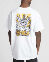 0 Roberto Rodriguez Redondo Vampire Bat  - Short Sleeve T-Shirt for Men White Q1SSRDRVF9 RVCA
