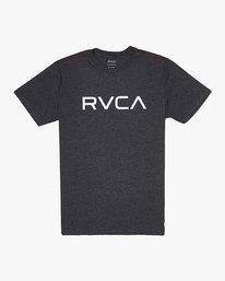 Big RVCA Vintage  - Short Sleeve T-Shirt  Q1SSRERVF9