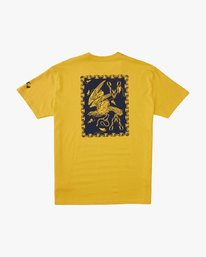 Benjamin Jeanjean Va Eagle  - Short Sleeve T-Shirt  Q1SSRNRVF9