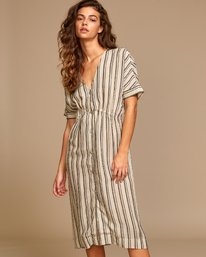 Smith  - Woven Midi Dress  Q3DRRIRVF9