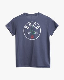 0 Rosie  - Short Sleeve T-Shirt Black Q3SSRFRVF9 RVCA