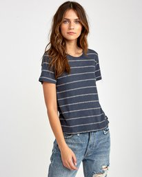 Sirens  - Striped Baby T-Shirt  Q3TPRJRVF9