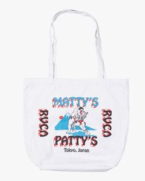Matty's Patty's Tokyo - Tote Bag for Men  Q5BGTARVF9