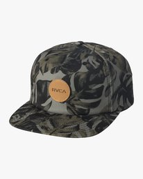 Leaves  - Strapback Hat  Q5CPRBRVF9