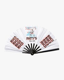 0 Matty's Patty's Tokyo - Folding Fan  Q5ESTCRVF9 RVCA