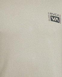 6 VERT LINER PULLOVER FLEECE  R105151 RVCA