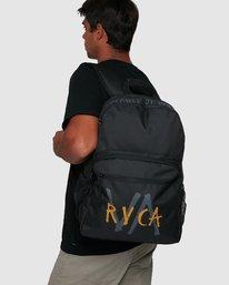 5 RVCA SANDS BACKPACK Black R105451 RVCA