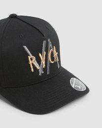 4 RVCA Sands Pinched Cap  R105563 RVCA