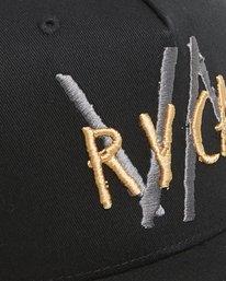 5 RVCA Sands Pinched Cap  R105563 RVCA