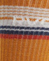 9 Rvca Seasonal Sock 4 Pack  R105601 RVCA
