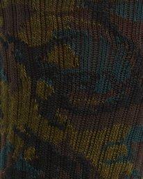 12 Rvca Seasonal Sock 4 Pack  R105601 RVCA