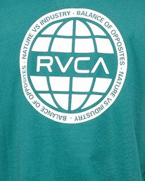 4 Rvca Worldwide Muscle Top Green R106007 RVCA