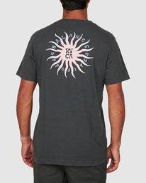 2 Sun Of Rvca Short Sleeve Tee  R106049 RVCA