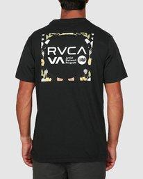 2 Anp Knockout Velia Short Sleeve Tee  R106055 RVCA