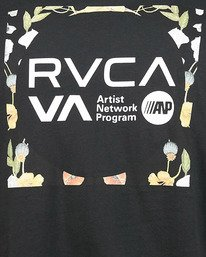4 Anp Knockout Velia Short Sleeve Tee  R106055 RVCA