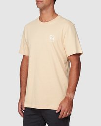2 Boxed In Short Sleeve Tee  R107051 RVCA