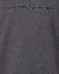4 Italic Short Sleeve Tee  R107052 RVCA