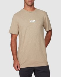 0 Attacker Short Sleeve Tee  R107056 RVCA