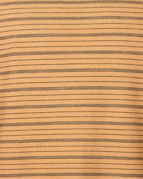 4 Rain Stripe Short Sleeve Tee  R107062 RVCA