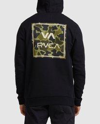 2 VA All The Ways Multi HOODIE Camo R107153 RVCA