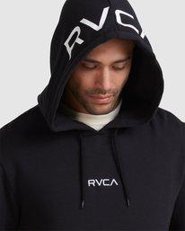 3 Shi Boo Ya Pullover Black R107156 RVCA