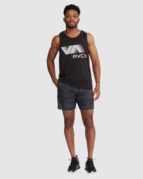 4 YOGGER IV SHORT Camo R107312 RVCA