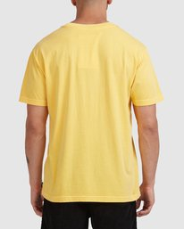 2 Athletic Short Sleeve Tee White R115044 RVCA
