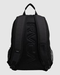 3 Rvca Hex Backpack Black R115451 RVCA