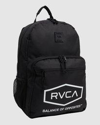0 Rvca Hex Backpack Black R115451 RVCA