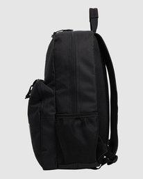 2 Rvca Hex Backpack Black R115451 RVCA