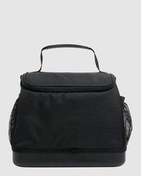 2 Rvca Cooler Bag Black R115603 RVCA