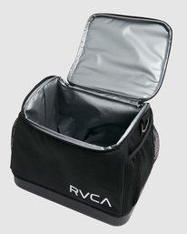 3 Rvca Cooler Bag Black R115603 RVCA