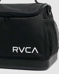 4 Rvca Cooler Bag Black R115603 RVCA