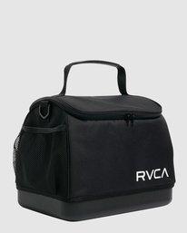 0 Rvca Cooler Bag Black R115603 RVCA