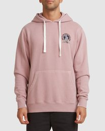 0 WORLD PARTY HOODIE Purple R117153 RVCA