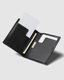 2 Bellroy X RVCA Slim Sleeve Black R117602 RVCA