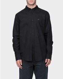0 That'Ll Do Long Sleeve  Shirt  R141216 RVCA