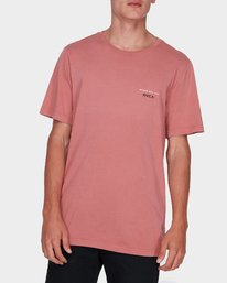 0 Byron Address T-Shirt  R172131 RVCA