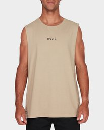 0 Benj True Stories Muscle  R181010 RVCA