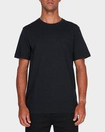 0 Benj True Stories T-Shirt  R181060 RVCA